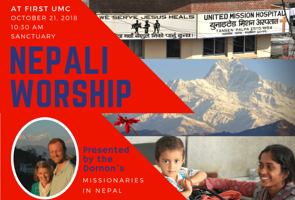 Missionaries In Nepal