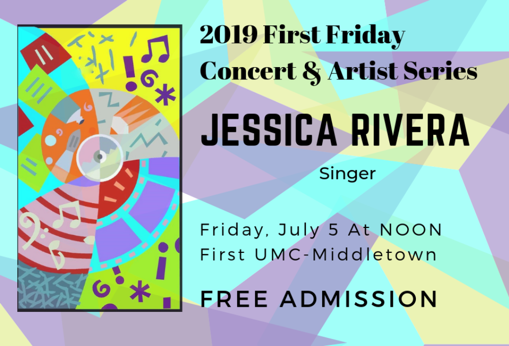 First Friday July 2019